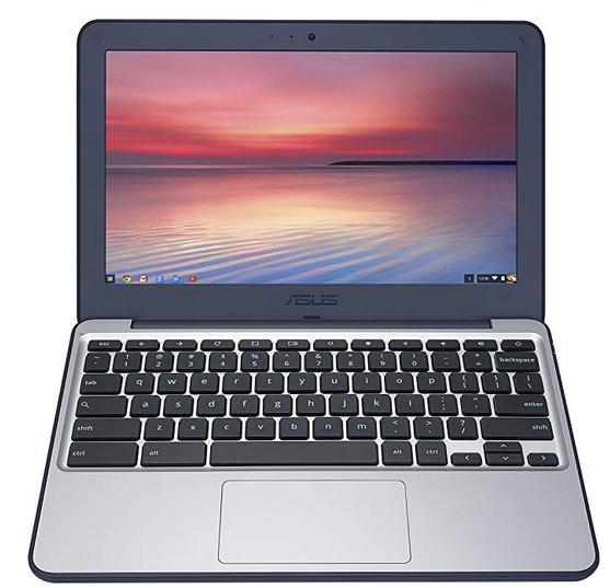 Most Rugged and Lightweight Laptop: ASUS Chromebook