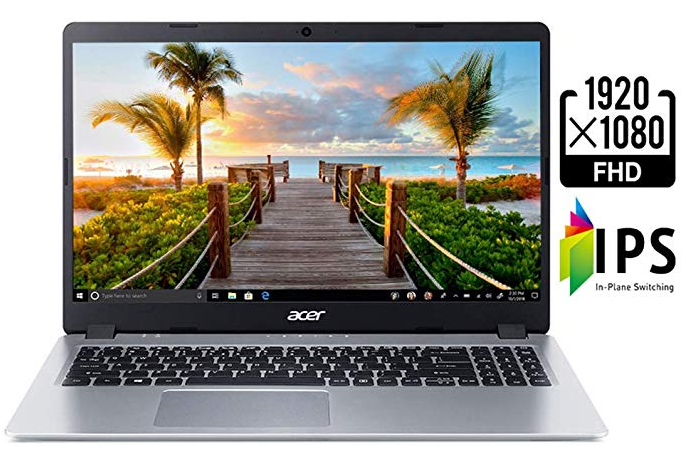 Overall Best Laptop: Acer Aspire Slim Laptop